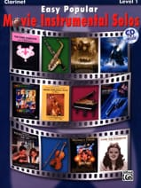 Easy popular movie instrumental solos Partition laflutedepan.com