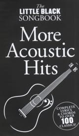 The Little Black Songbook - More Acoustic Hits laflutedepan.com