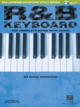 R&B Keyboard Mark Harrison Partition Jazz - laflutedepan.com