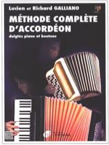Méthode Complète D' Accordéon laflutedepan.com