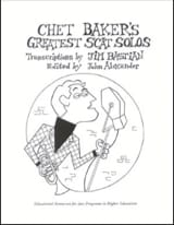 METHODE AEBERSOLD - Chet Baker's Greatest Scat Solos - Sheet Music - di-arezzo.co.uk