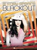 Blackout Britney Spears Partition laflutedepan.com