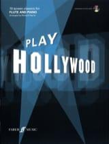 Play Hollywood - Partition - Flûte traversière - laflutedepan.com