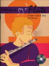 Ned Bennett - A New Tune A Day For Flute - Sheet Music - di-arezzo.com