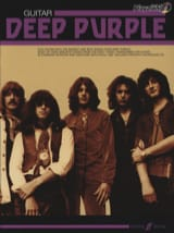 Deep Purple - Authentic Playalong Deep Purple - Partition - di-arezzo.fr