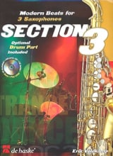 Section 3 - Erik Veldkamp - Partition - Saxophone - laflutedepan.com