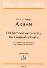 Der Karneval Von Venedig Jean-Baptiste Arban laflutedepan.com