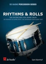 Rhythms & Rolls - Gert Bomhof - Partition - laflutedepan.com