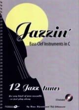 Jazzin' - Bass Clef Instruments In C laflutedepan.com