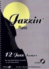 Jazzin' - Piano - Hjortek Hans / Johansson Kly - laflutedepan.com