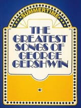 George Gershwin - The Greatest Songs Of Georges Gershwin - Partition - di-arezzo.fr