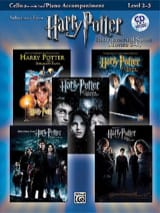 - Harry Potter instrumental solos movies 1-5 - Partition - di-arezzo.fr