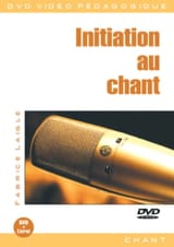 DVD - Initiation Au Chant Fabrice Laigle Partition laflutedepan.com