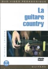 Michel Lelong - DVD - The Country Guitar - Sheet Music - di-arezzo.co.uk