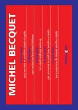 6 Exercices Michel Becquet Partition Trombone - laflutedepan.com