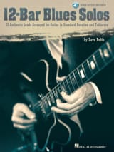 Dave Rubin - 12-Bar Solo Blues - Sheet Music - di-arezzo.co.uk