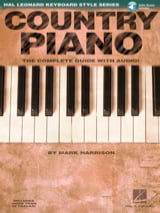 Country Piano Mark Harrison Partition laflutedepan.com