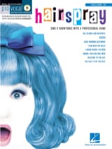 Pro Vocal Women's Edition Volume 30 - Hairspray laflutedepan