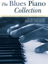 The blues piano collection Partition Jazz - laflutedepan.com
