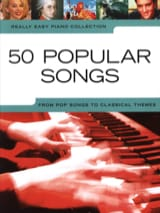 - Really easy piano - 50 Popular songs from pop songs to classical themes - Partition - di-arezzo.fr