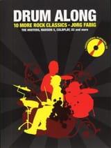 - Drum Along - 10 More Rock Classics - Partition - di-arezzo.fr