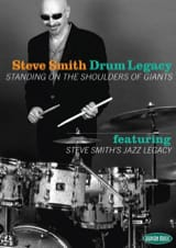 DVD - Steve Smith Drum Legacy Steve Smith Partition laflutedepan.com