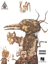 Korn - Guitar Recorded Versions - Sheet Music - di-arezzo.co.uk