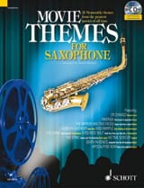 Movie Themes For Tenor Saxophone Partition laflutedepan.com