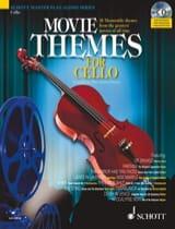 Movie Themes For Cello Partition Violoncelle - laflutedepan.com