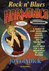 Rock N' Blues Harmonica Jon Gindick Partition laflutedepan.com