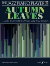 The Jazz Piano Player - Autumn Leaves Partition laflutedepan.com