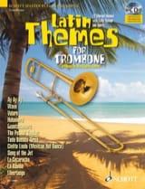 Latin themes Partition Trombone - laflutedepan.com