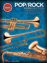 Pop / Rock Horn Section - Partition - laflutedepan.com