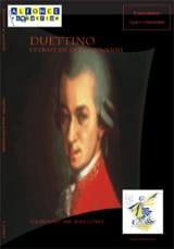 Duettino - Don Giovanni MOZART Partition laflutedepan.com