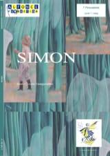 Jean-Claude Gengembre - Simon - Partition - di-arezzo.fr