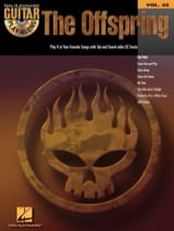 The Offspring - Guitar Play-Along Volume 32 - The Offspring - Partition - di-arezzo.fr