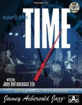 Volume 123 - Now's The Time - laflutedepan.com