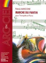 Marche du Pantin Patrick Mancone Partition laflutedepan.com