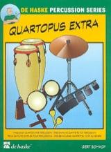 Gert Bomhof - Quartopus Extra - Sheet Music - di-arezzo.com