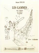 Les Gammes Pour Trombone 2ème Volume - laflutedepan.com