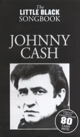 Johnny Cash - The Little Black Songbook - Partition - di-arezzo.fr