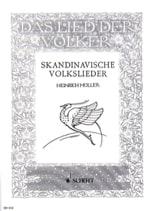 Skandinavische Volkslieder Partition laflutedepan.com