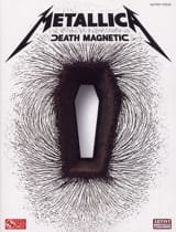 Death Magnetic Metallica Partition laflutedepan.com
