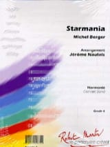 Starmania Michel Berger Partition ENSEMBLES - laflutedepan
