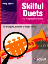 Philip Sparke - Skilful Duets - 40 Progressive Duets - Sheet Music - di-arezzo.co.uk
