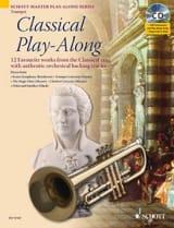 Classical Play-Along Partition Trompette - laflutedepan.com