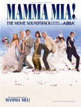 Mamma Mia ABBA Partition Musiques de films - laflutedepan.com
