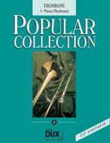 Popular collection volume 9 Partition Trombone - laflutedepan.com