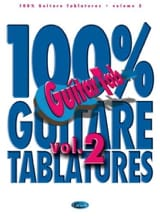 100% Guitare Tablature Volume 2 Partition Guitare - laflutedepan.com
