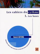Daniel Goyone - The Books of Rhythm 1 - The Basics - Sheet Music - di-arezzo.co.uk